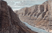 View of Green River Canyon (Utah - Colorado - United States of America)