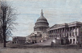 View of Washington - United States Capitol (United States of America)