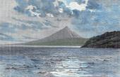 View of Nicaragua Lake - Mombacho Volcano - Central America (Nicaragua)