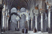 Cathedral of Cordova - Great Mosque of C�rdoba (Spain) - Interior