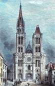 Basilica of St Denis (France)