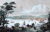 View of Oslo - Christiania - Kristiania (Norway)