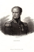 Portrait of Antoine Drouot (1774-1847) - General of First French Empire