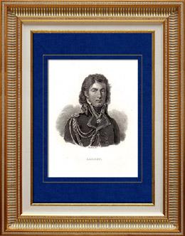 Portrait de Dominique-Jean Larrey (1766-1842)