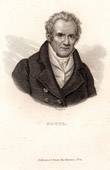 Portrait of Gaspard Monge (1746-1818) - French Mathematician