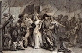 French Revolution - Marat Assassination by Charlotte Corday (July 13th 1793)