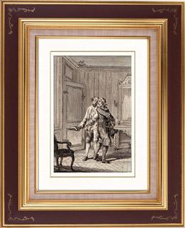 Moli�re - Jean-Baptiste Poquelin - L'avare - The Miser - Comedy