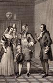 Moli�re - Jean-Baptiste Poquelin - Les Femmes savantes - Comedy