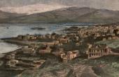 Vista de Beirut (L�bano) - Cordillera del L�bano