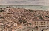 View of Constantinople - Byzantium - Istanbul (Turkey)