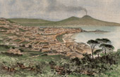 View of Naples - Campania (Italy)