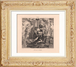 Tod von Achilleus (Peter Paul Rubens)