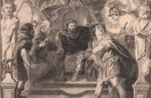 Stich von Zorn von Achilleus (Peter Paul Rubens)