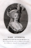 Portrait of Marie-Antoinette (1755-1793)