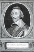 Portrait of Richelieu (1585-1642)
