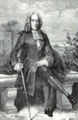 Portrait of Guillaume Dubois (1656-1723)