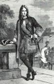 Portrait of the Regent of France - Duke of Orl�ans (1674�1723)