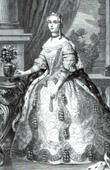 Portrait of Maria Leszczyńska (1703-1768)