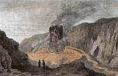 Krafla - Vulkan - Krater (Island)