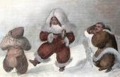 Eskimos - Dance of Children (Polar Circle)