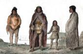 Eskimos - Traditional Costume (Polar Circle)