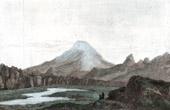 Vulkan - Hekla Berg (Island)