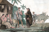 Missionaries - Indians and Jesuit (Paraguay)