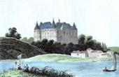 Castle of Chaumont-sur-Loire (Loir-et-Cher - France) - Historic Monument