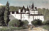 Castle of Uss� (Indre-et-Loire - France) - Historic Monument