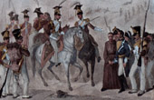 Battle of Somo Sierra - Polish Cavalry - Spanish War of Independence (1808)