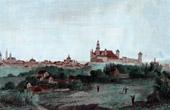 View of Krakow (Poland)