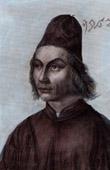 Portr�t von Hans Memling (1435-1494)