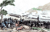 Koalitionskriege - Schlacht von Raab (1809) - Eug�ne de Beauharnais
