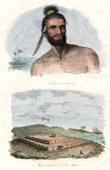 Cook Islands - Mangaia Island - Mourua - Malden Island - Independence Island - Kiribati - Abandoned Mora�