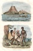 Fiji �arna - Viti�arna - Kandabon Island - Inv�nare av Viti Levu
