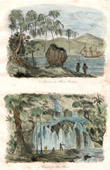 Solomon Islands - Melanesia - Carteret - Waterfall at Port Praslin