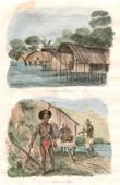 Admiralitätsinseln - Papua-Neuguinea - Doreï - Bewohner