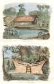 Papua-Neuguinea - Aïambo - Grab eines Papuanischen Chefs