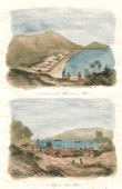 New Zealand - English missionaries at Paihia - Bay of Islands - Northland - View of Kororareka