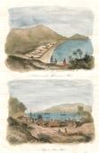 Neuseeland - Englische Missionare an Paihia - Bay of Islands - Northland - Ansicht von Kororareka