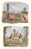 Nya Zeeland - Död av en Ariki - Begravning