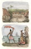 Rotuma - Fiji - By och �bo - Folkdr�kt - Bygdedr�kt