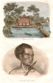 Palau - Pelew - Ankarplats - H�vding Abba-Thule