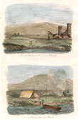 Falklandinseln - Malwinen - Lager der Franzosen - Jagdrückkehr