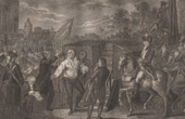 French Revolution - Execution of Louis XVI (October 16th, 1792) - Guillotined - Abolition of the Monarchy - Place de la Concorde