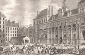 French Revolution - 9 Thermidor Year II (27 July 1794) - Robespierre - Terror - Committee of Public Safety - Assault of Hotel de Ville de Paris