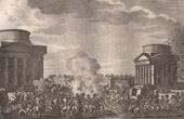 French Revolution - Deportation of Barr�re Billaud-Varennes and Collot d'Herbois (April 1st 1795)