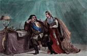 Catherine I of Russia and Peter the Great