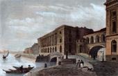 View of Saint Petersburg - Hermitage Theatre (Russia)