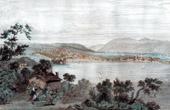 View of Geneva - Gen�ve - Lake Geneva - Lake L�man (Switzerland)